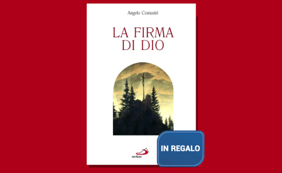 La firma di Dio del cardinal Angelo Comastri IN REGALO